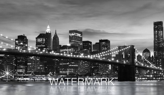 <strong>How To:</strong> Image Watermark Filter